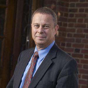 Dean Ed Schlesinger